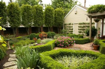Turn Your Own Backyard Into A Garden You Want To Travel To | Worldation with Backyard Garden With Trees