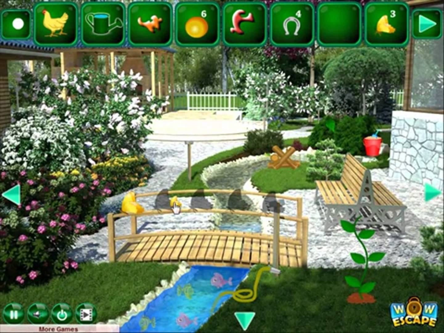 Wow Backyard Escape Video Walkthrough - Youtube inside Wow Backyard Garden Escape Walkthrough