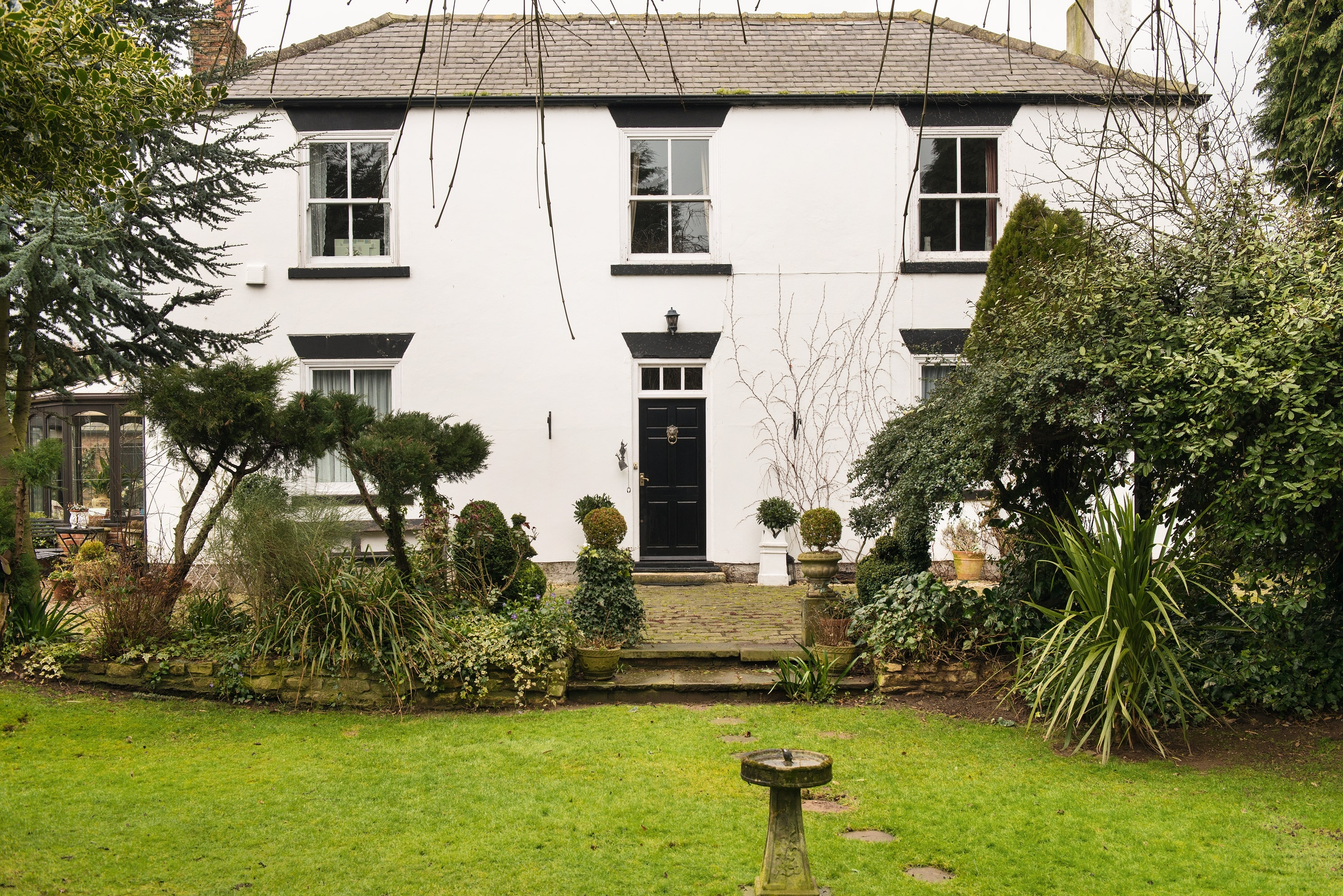 A Beginner's Guide To Rendering Walls   Real Homes within Garden House Marple Planning Permission
