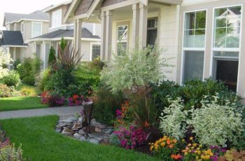 Apartment Yard Design Landscaping And Gardening Design Within Cool pertaining to Garden Design Around The House