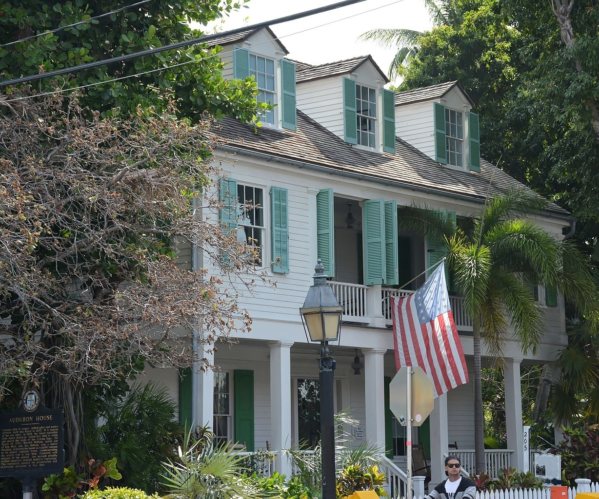 Audubon House And Tropical Gardens - Wikipedia with Audubon House And Garden Key West