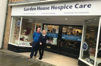 Barkway Park Golf Club Chooses Garden House Hospice Care As 2018 pertaining to Garden House Hospice Charity Shop Letchworth