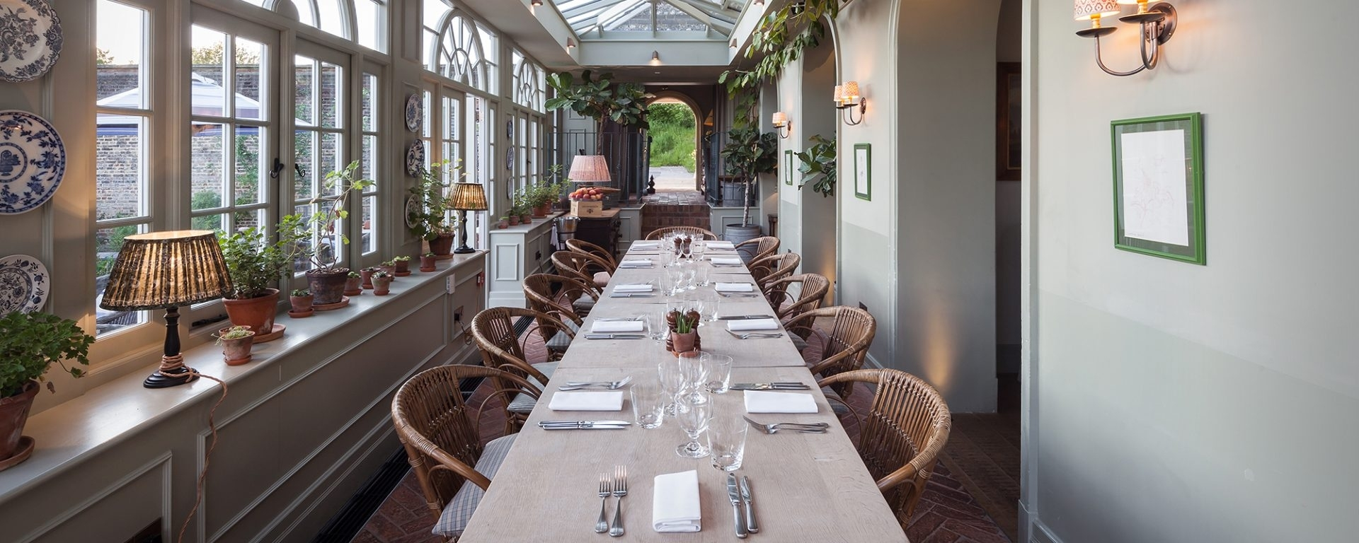 Beaverbrook | English Country House, Hotel, Restaurant & Spa | Eat intended for The Garden House Restaurant Surrey