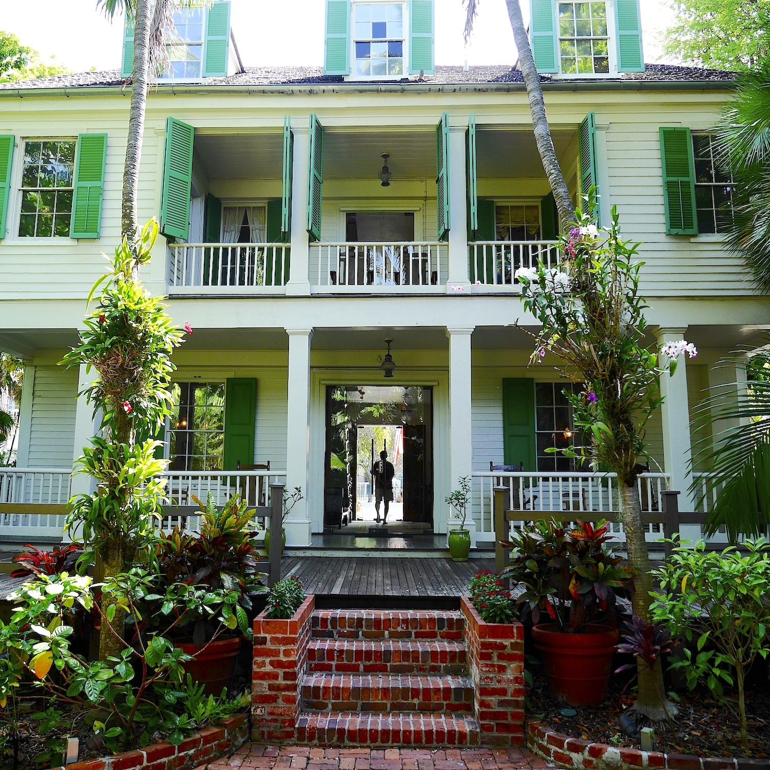 Fascinating Key West History At The Audubon House & Tropical Gardens regarding Audubon House And Garden Key West