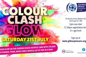 "Garden House Hospice On Twitter: ""the All Time #family Favourite Is intended for Garden House Hospice Colour Run"