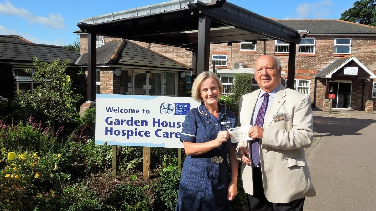 Hospice Donation Follows Long Tradition At Letchworth Howard within Garden House Hospice Care Events