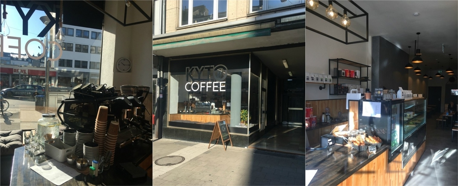 Kyto Coffee & Deli In Düsseldorf throughout Garden House Cafe And Deli