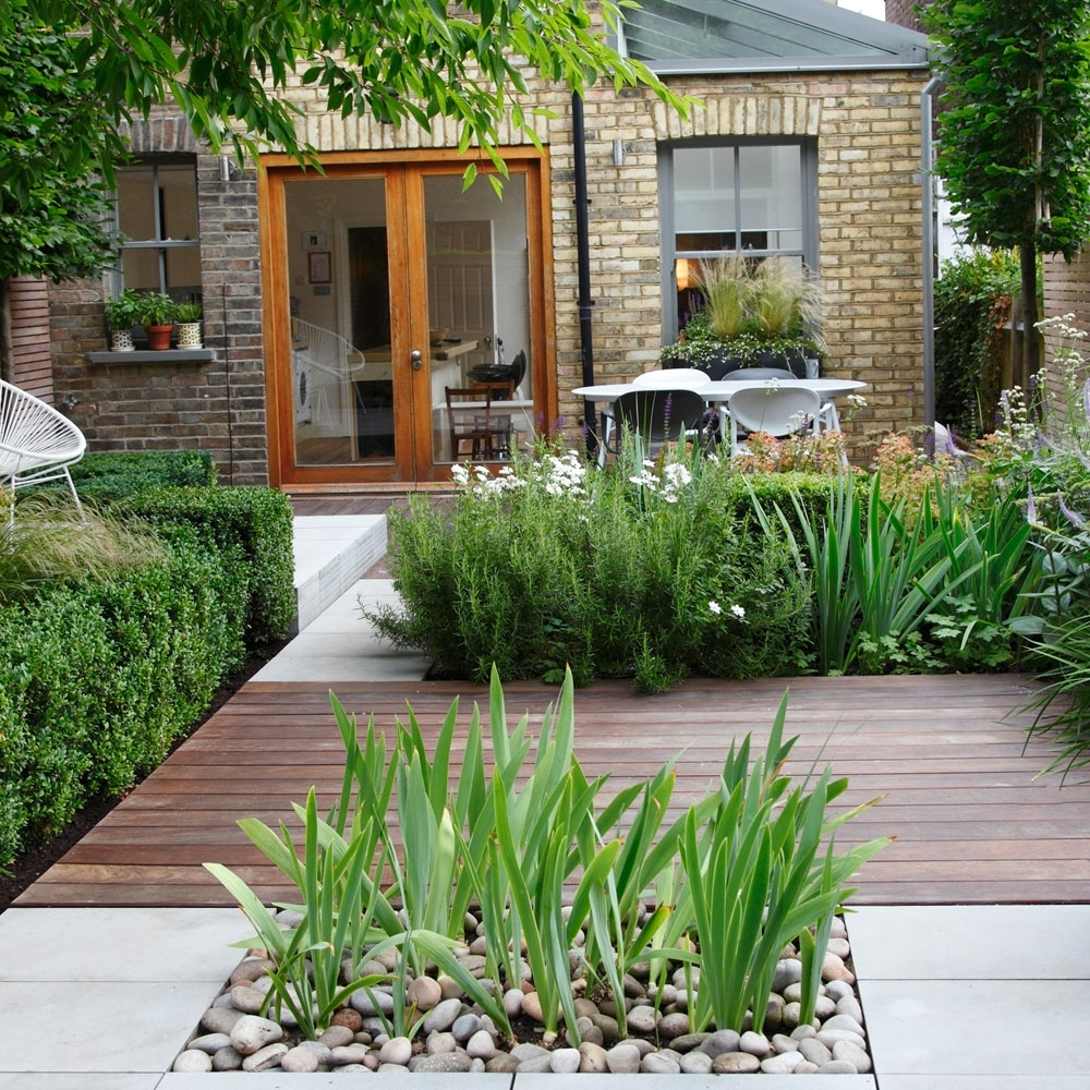 Small Garden Ideas – Small Garden Designs – Ideal Home in Small Garden House Design Ideas