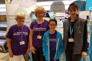 Stand-By-Me (@sbm_North_Herts) | Twitter throughout Garden House Hospice Oval Stevenage
