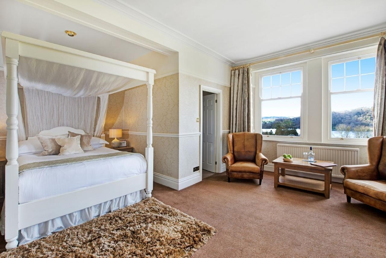 The Ryebeck Country House (Gb Bowness-On-Windermere) - Booking for Fayrer Garden House Hotel Restaurant
