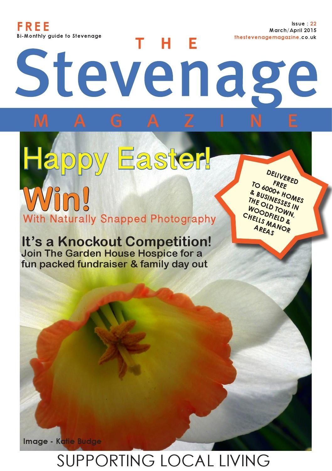The Stevenage Magazine Issue 22 Mar/apr By Louise Drewett - Issuu within Garden House Hospice Oval Stevenage
