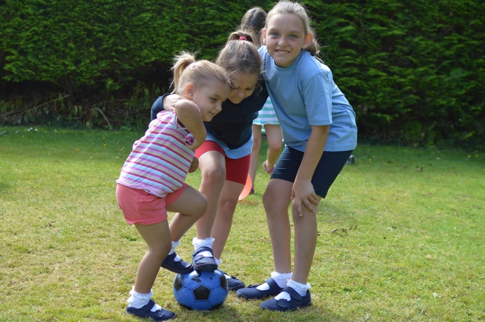 Things To Do In The Summer Holidays- Hold A Garden Sports Day intended for Garden House School Sports Day