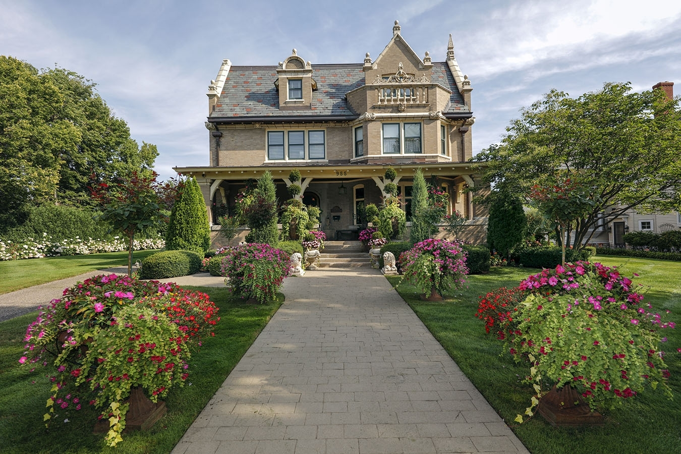 Want To Peek Inside The Stately Mansions Of Historic St. Paul pertaining to Garden House Antiques D Ave