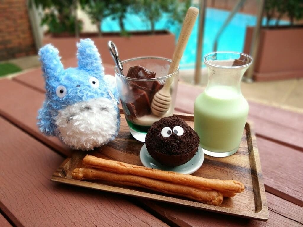 You Can Dine At A World's First Totoro-Themed Restaurant In Bangkok with regard to May Garden House Restaurant Bkk