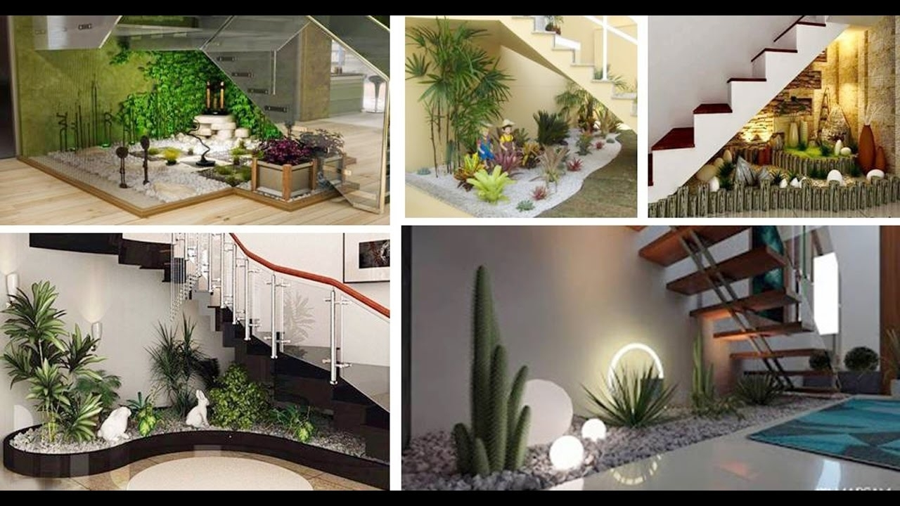 """25 Creative Small Indoor Garden Designs """" Awesome Indoor Garden And regarding House Design With Garden Inside"""