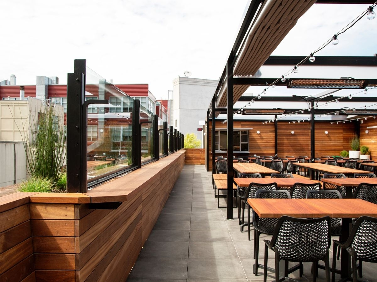 30 Great Places To Eat And Drink Outside In San Francisco - Eater Sf pertaining to Garden House Cafe San Francisco Ca