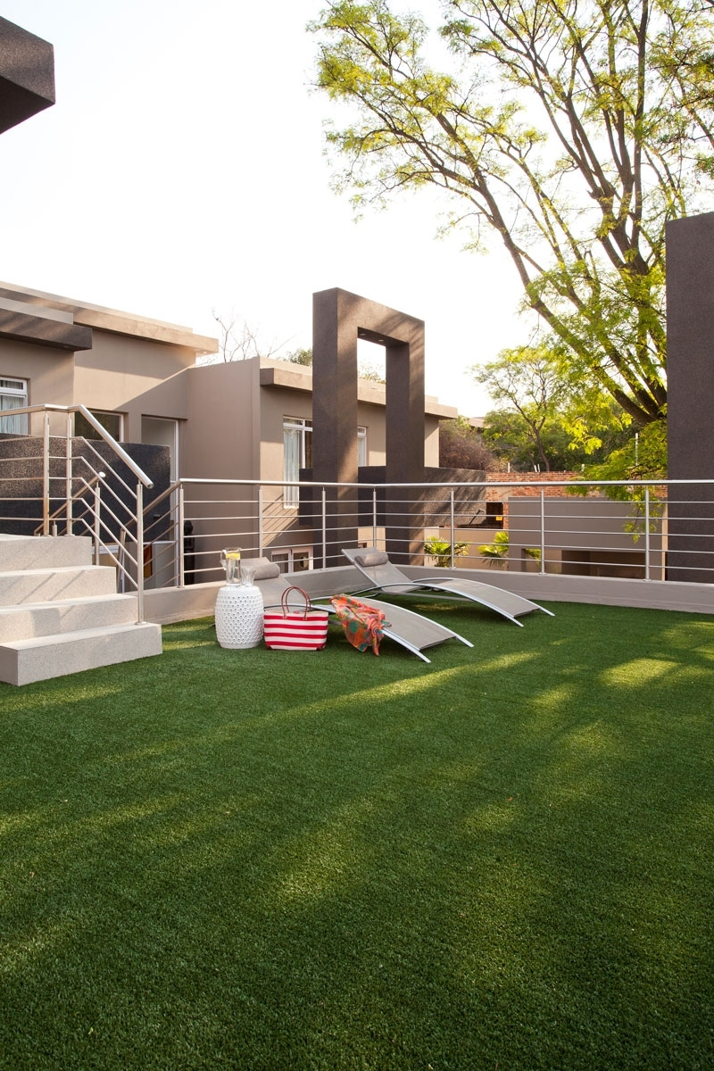 4 Ideas For Gardening With Artificial Grass | Sa Garden And Home intended for House Garden Design In Punjab