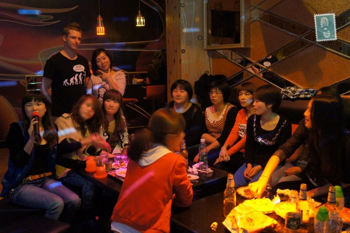 A Mini Guide To Ktv In China - Etramping Travel Blog intended for Country Beer House Garden Cafe And Ktv