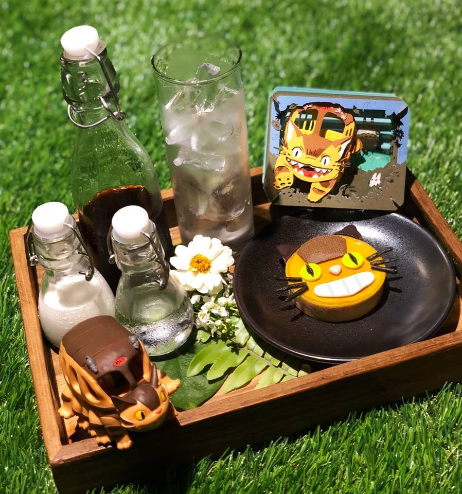 An Actual Totoro Restaurant Is Opening In Thailand! - Female for May'S Garden House Restaurant In Bangkok