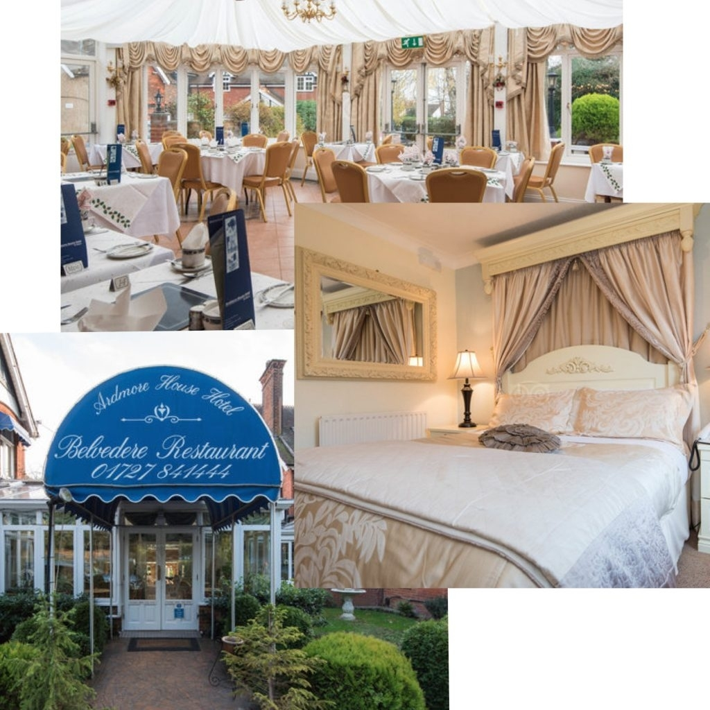 Ardmore House Hotel – Quality Assured in The Garden House Restaurant St Albans