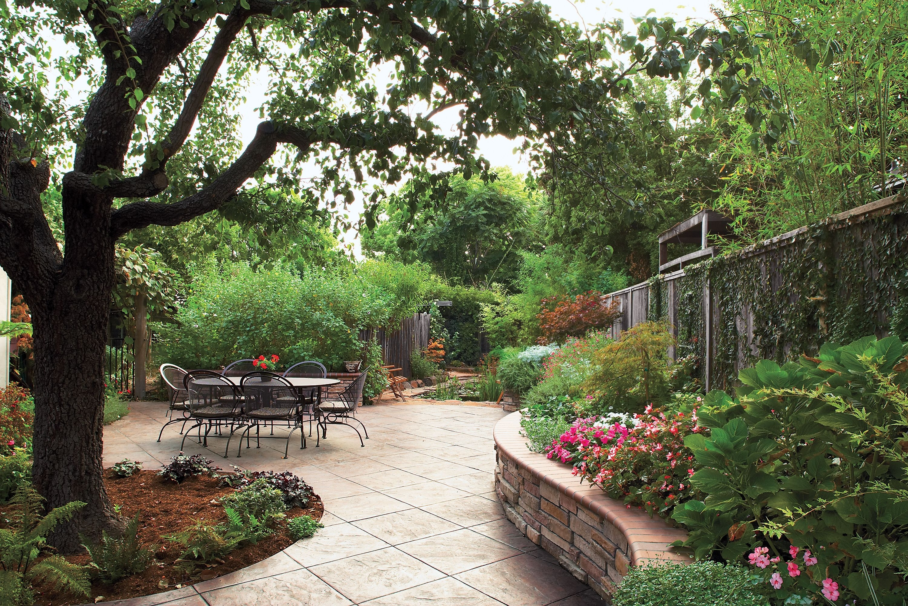 Building Blocks For A Perfect Patio | Outdoor Design | Pinterest intended for This Old House Garden Design