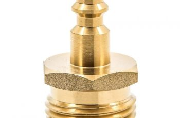 Camco Blowout Plug With Quick Connect-36143 - The Home Depot for Garden Hose Quick Connect Menards