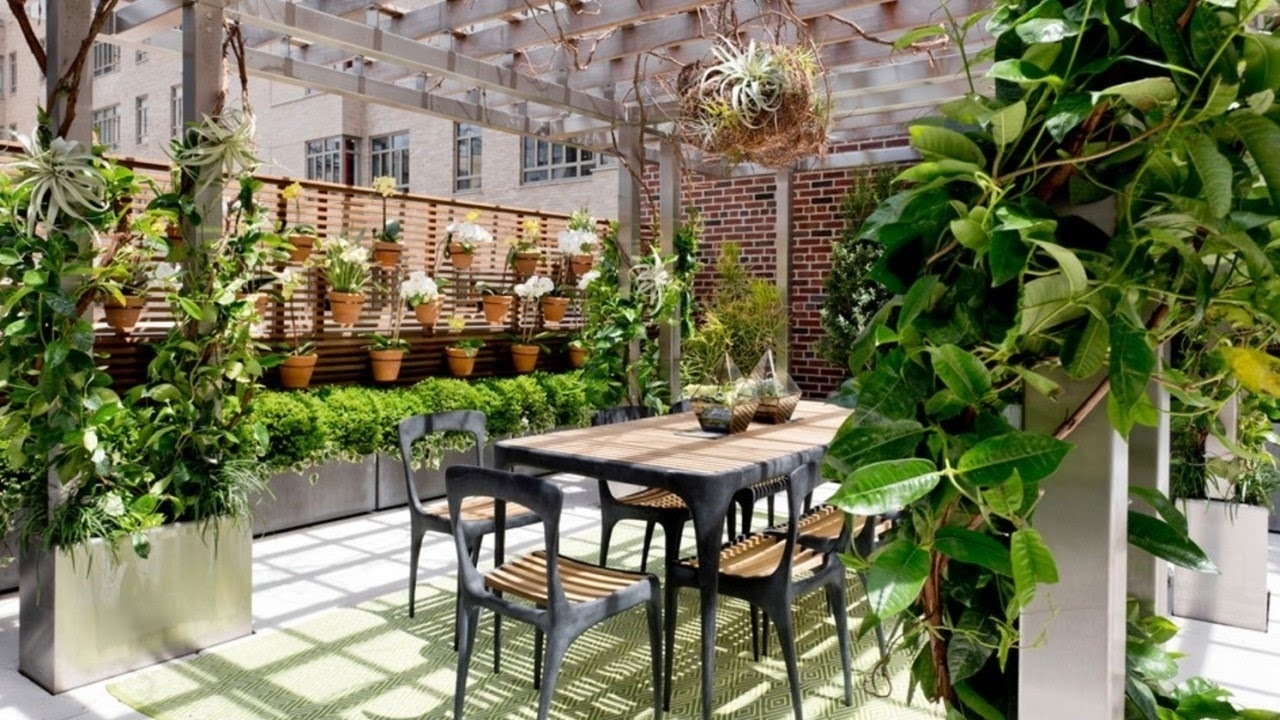 City Garden Design Terraced House | Exterior Design Ideas pertaining to City Garden Design Terraced House