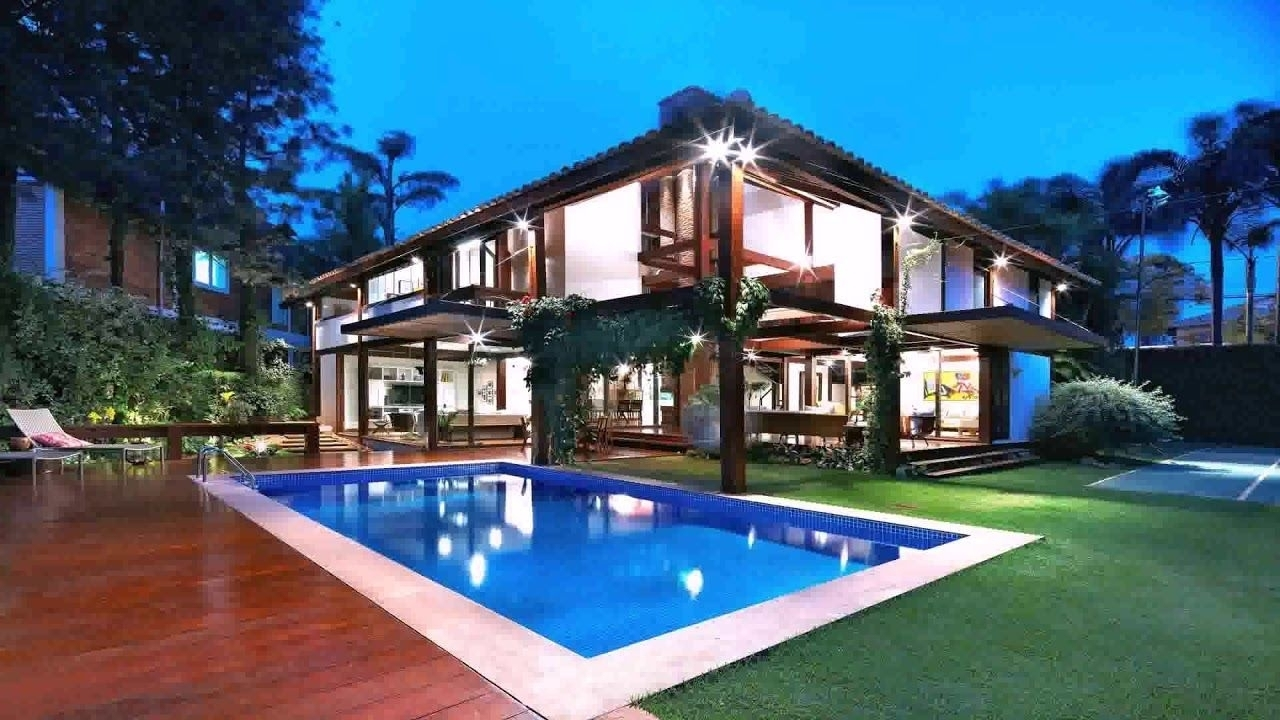 Cool House Design With Garden In The Middle | Garden Decor with House Design With Garden In The Middle