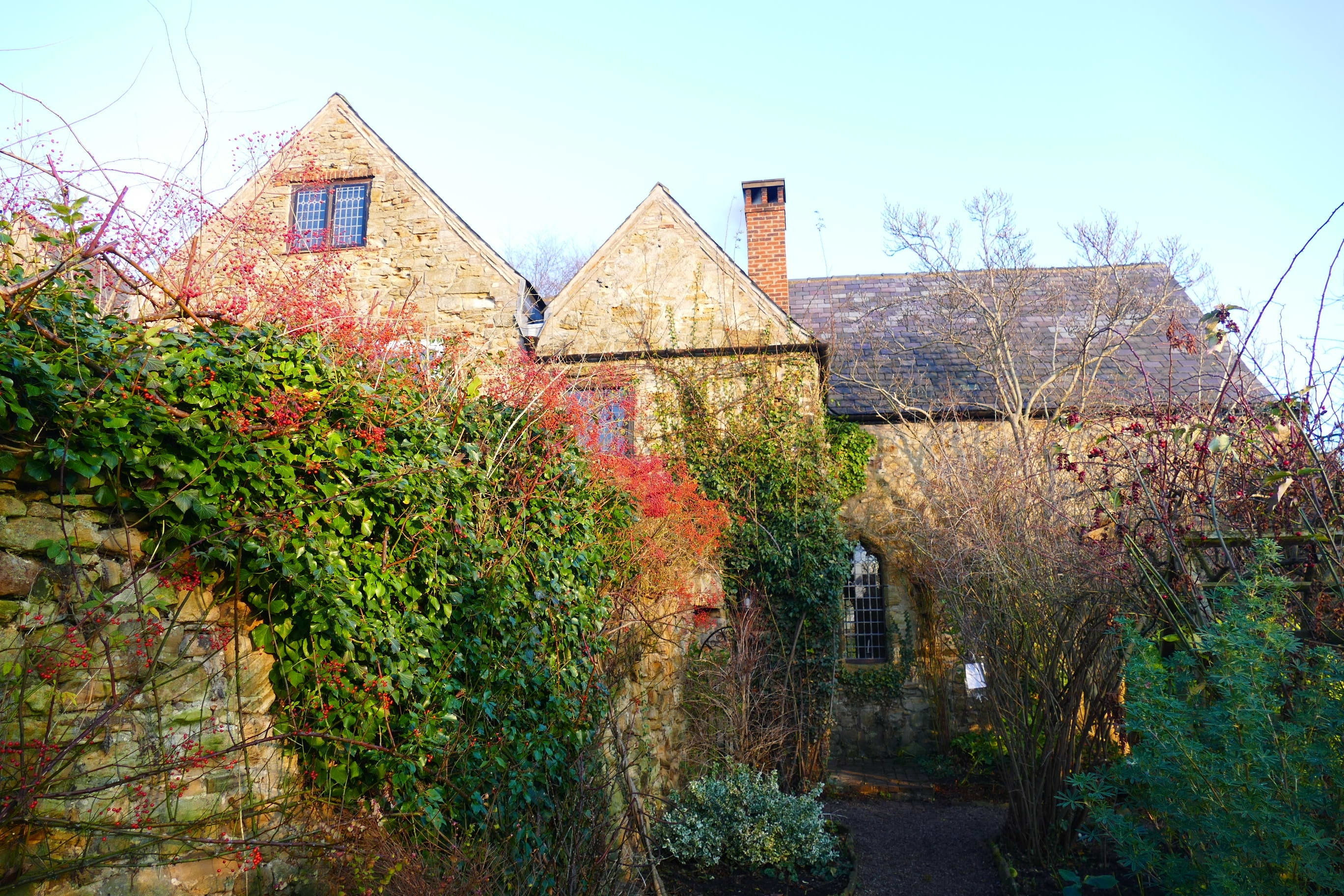 Crook Hall And Gardens, Durham City, Home. intended for Garden House Durham Christmas Menu