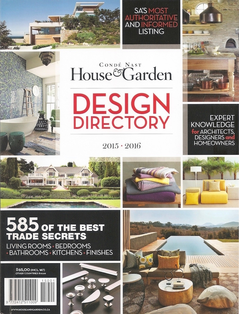 Design Directory 2015/2016 | Philip Briel Architecture & Urban Design inside House And Garden Design Directory