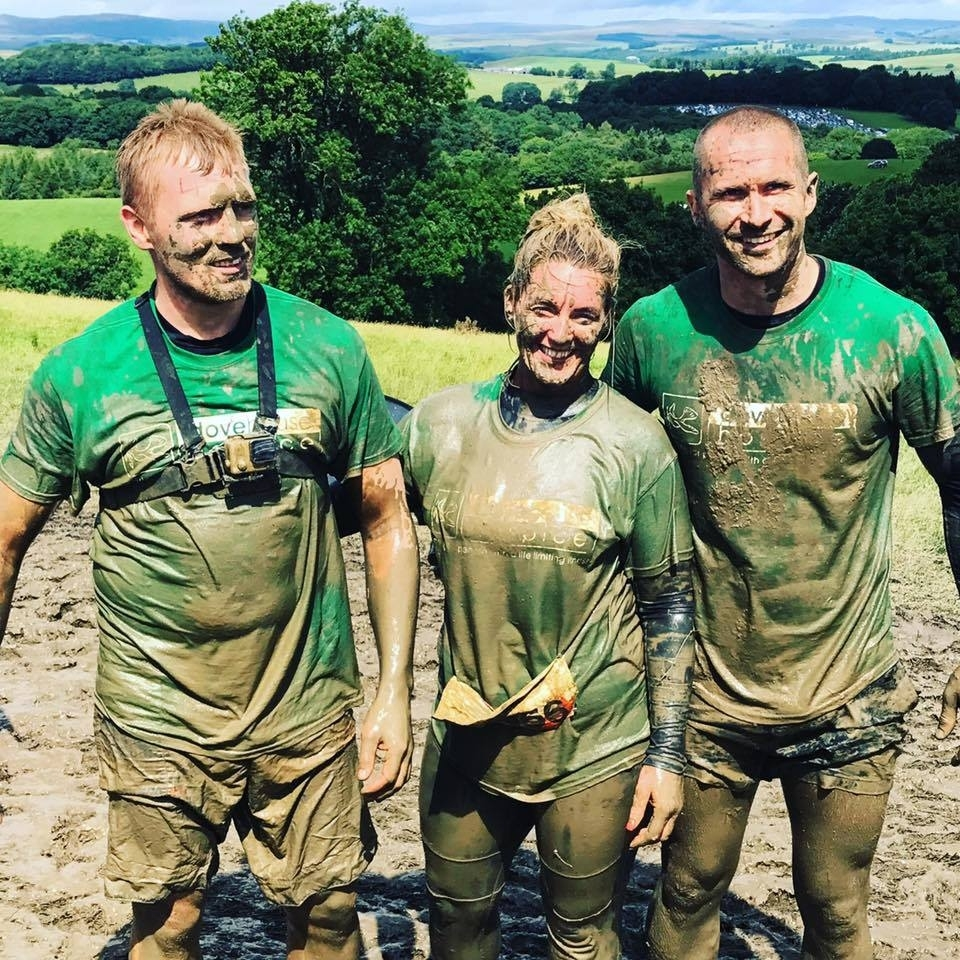 Dove House Hospice | Sunday 23Rd June 2019 intended for Garden House Hospice Mud Run
