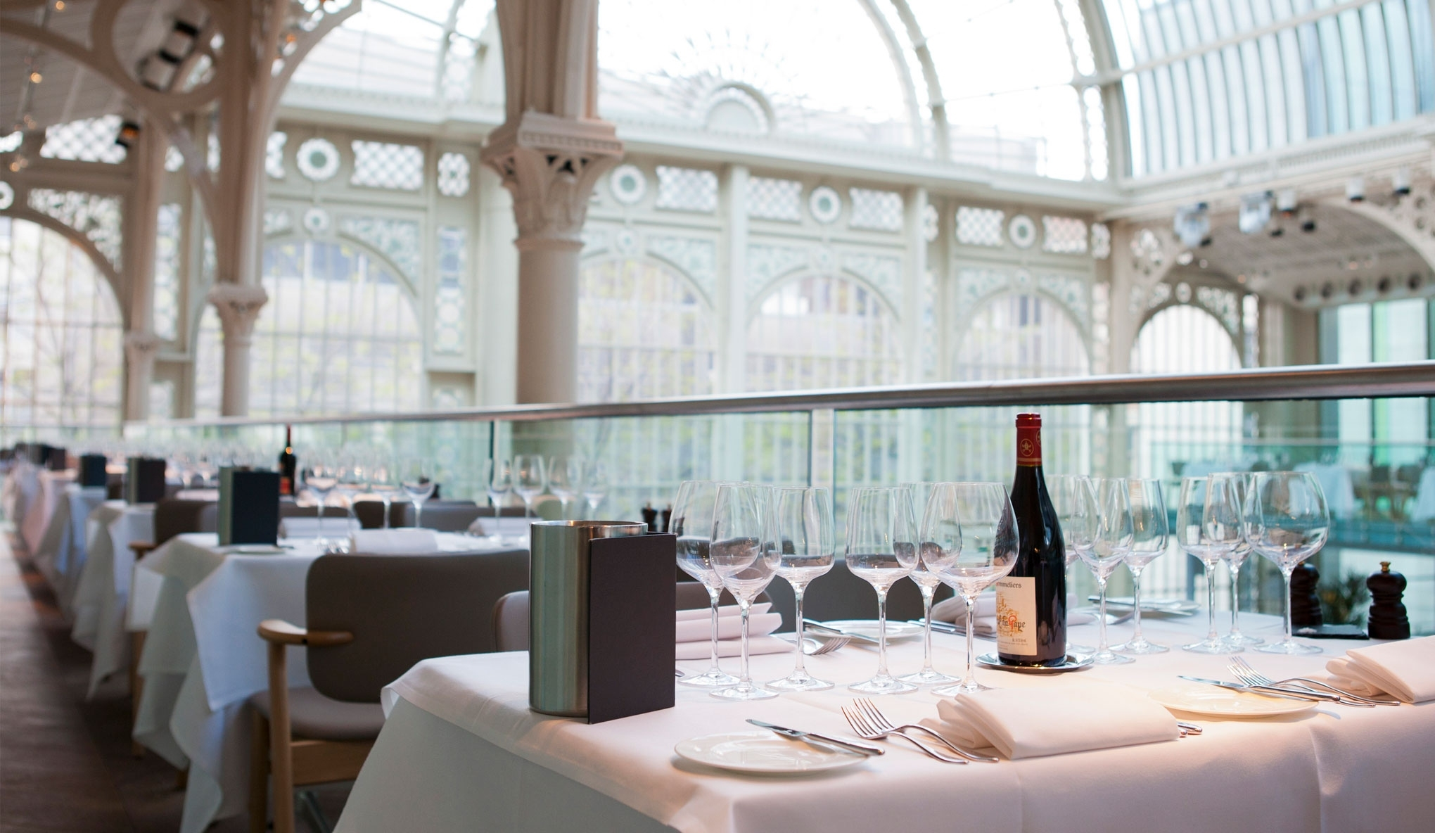 Eat & Drink within Covent Garden Opera House Restaurant