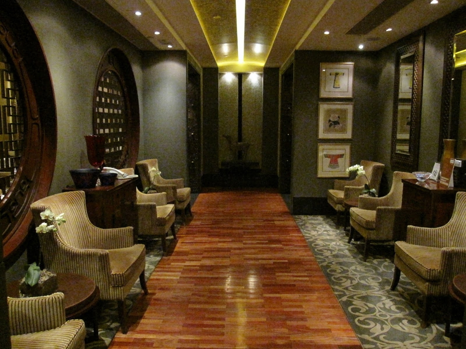 Fashion Pulis: My Favorite Restaurant In Hk: Peking Garden with Peking Garden Restaurant (Alexandra House)