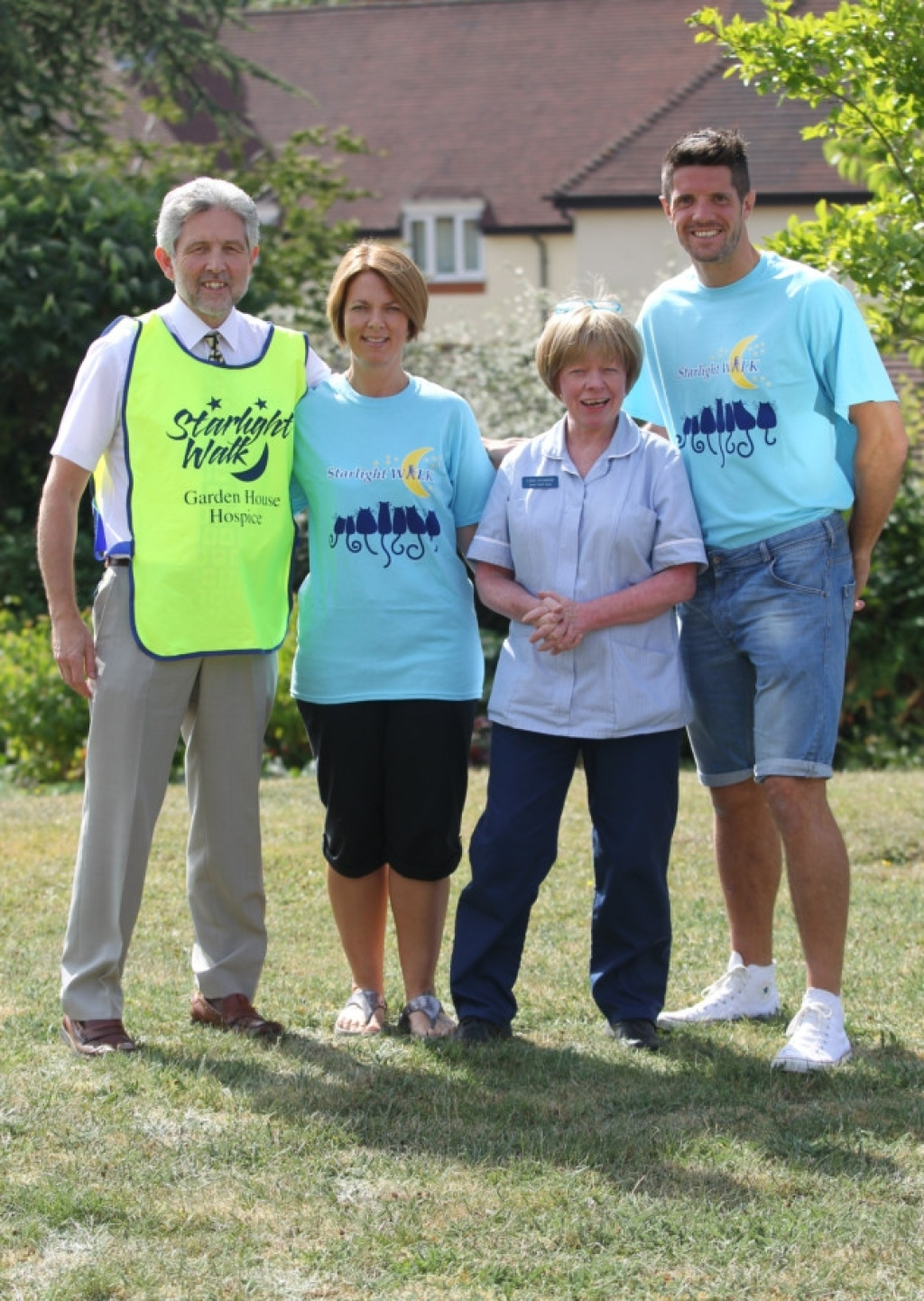 Final Push For Letchworth Starlight Walk Entries | Stevenage intended for Garden House Hospice Charity Walk