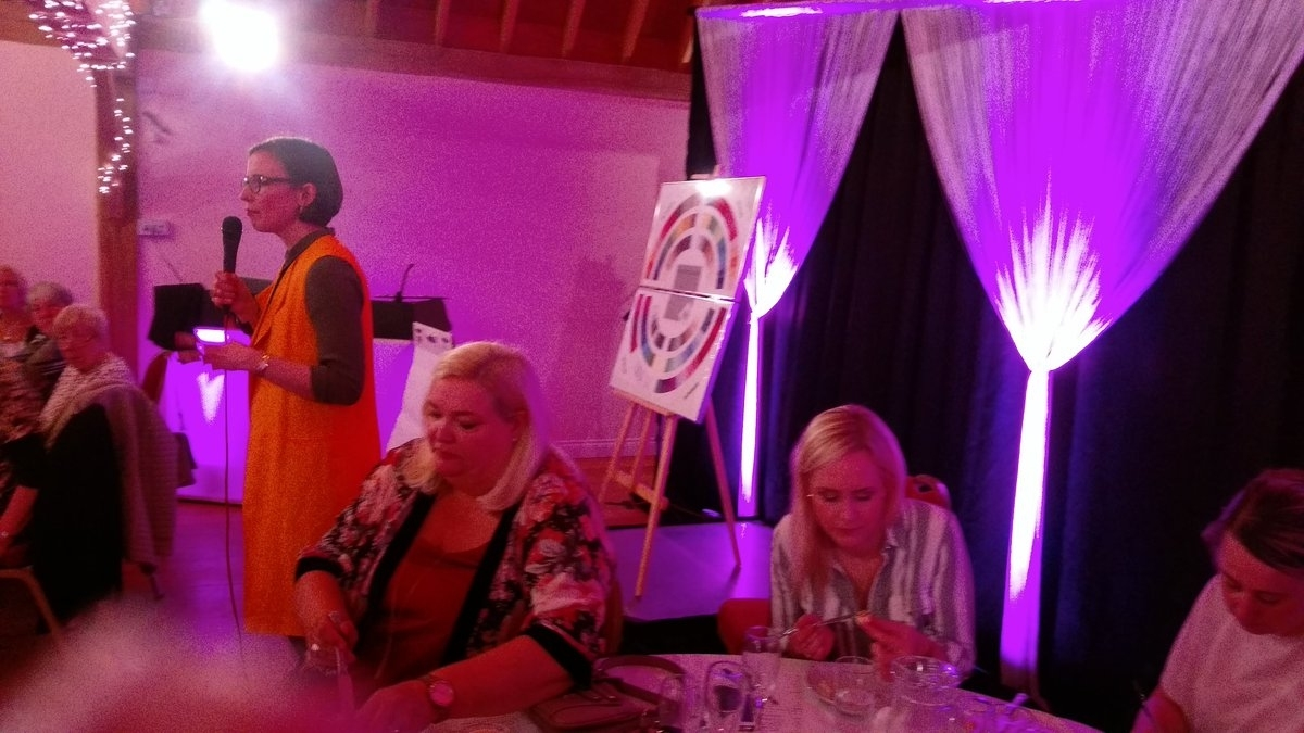 """Garden House Hospice On Twitter: """"great Atmosphere At Our inside Garden House Hospice Fashion Show"""