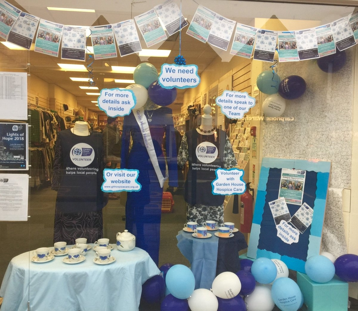 """Garden House Hospice On Twitter: """"pop Into Our @ghhospice #hitchin intended for Garden House Hospice Shop Hitchin"""