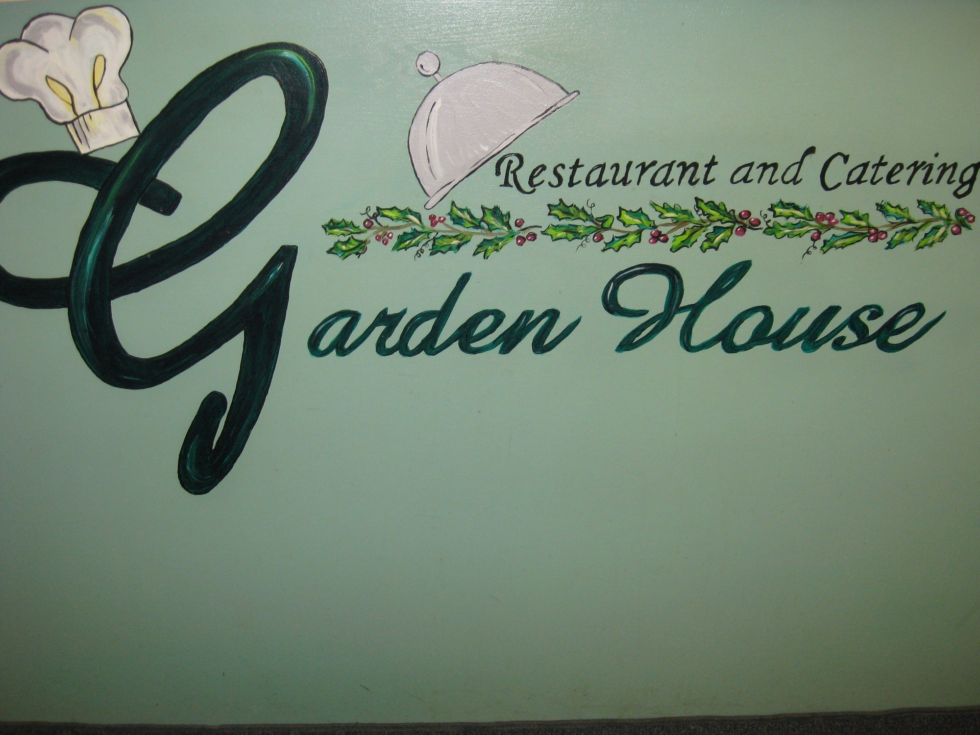 Garden House Restaurant & Catering throughout Garden House Restaurant And Catering