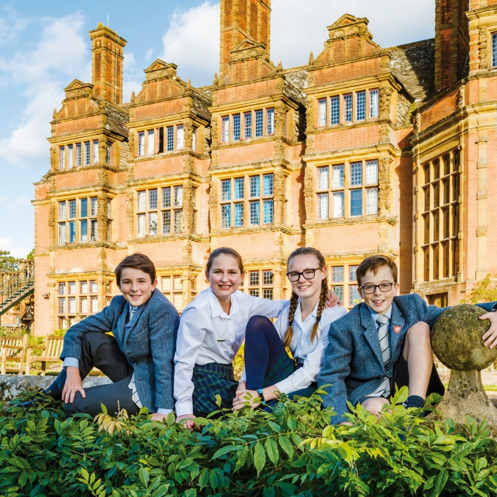 Head Boys And Head Girls Of Cottesmore School, West Sussex for Garden House Boys' School Chelsea