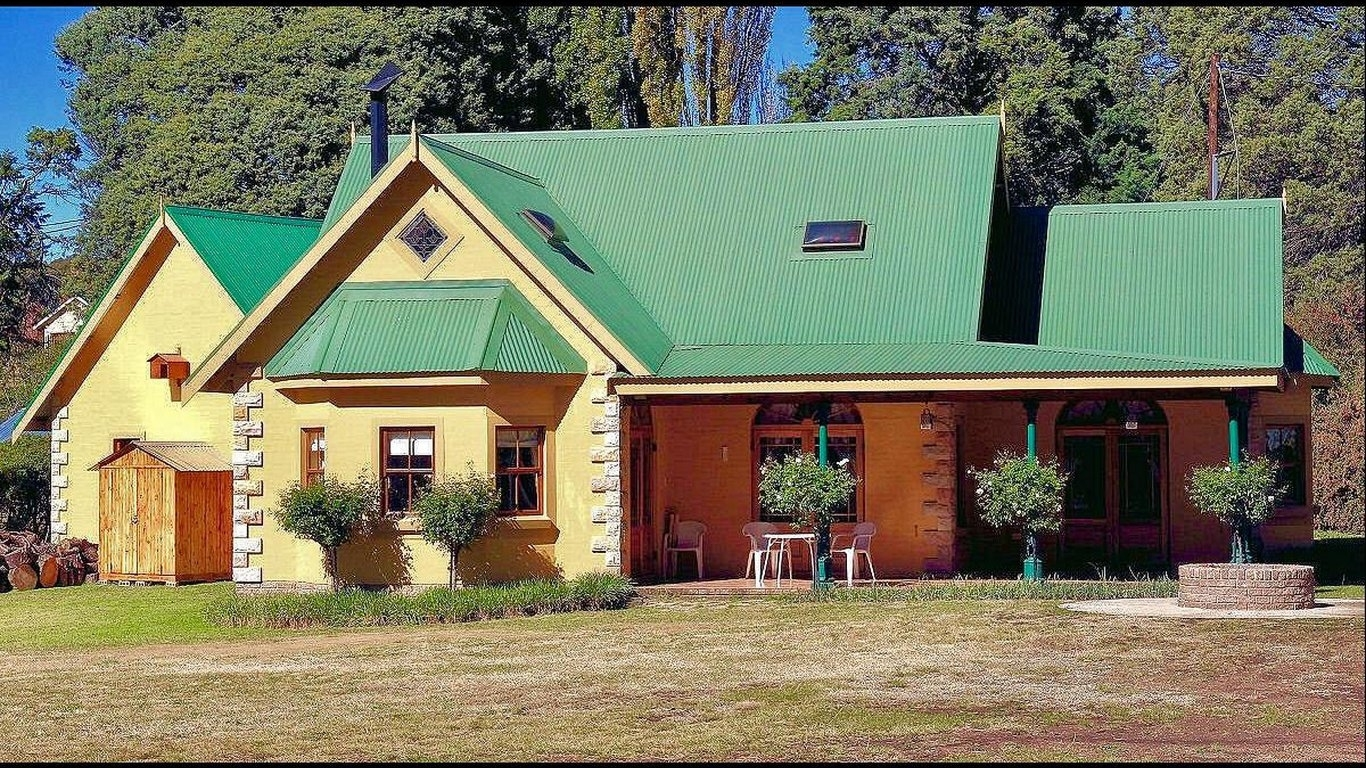 Hopton House In Clarens — Best Price Guaranteed regarding The Garden House Restaurant Hopton