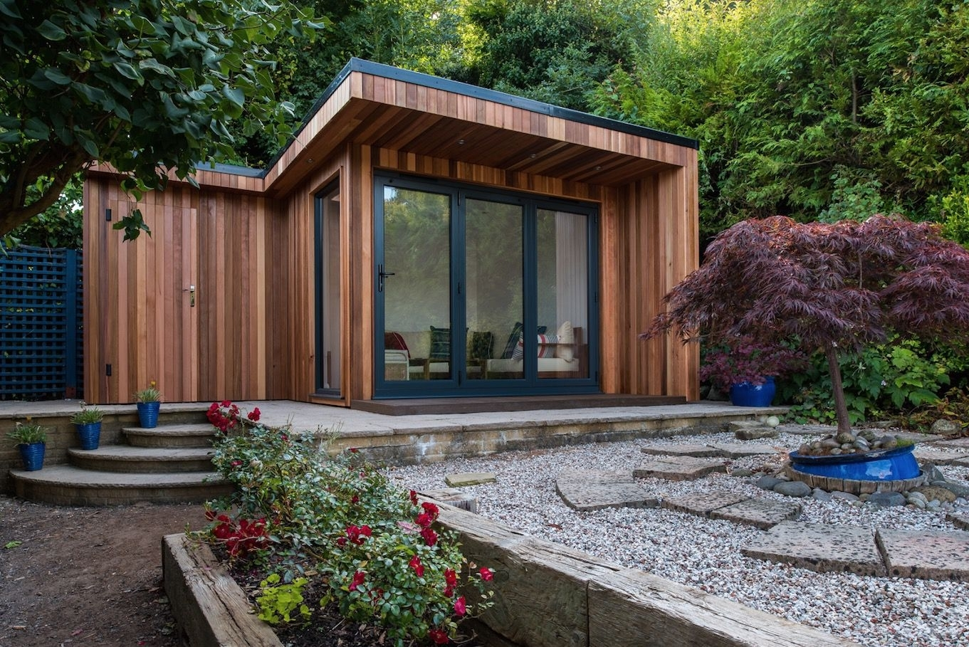 How To Create The Perfect Garden Room To House Grown Up Children pertaining to Garden House Design West Sussex