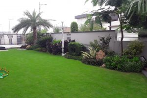 Ideal Garden with regard to House Garden Design In Pakistan