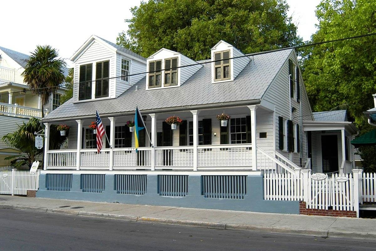 Key West Oldest House Museum Information Guide pertaining to Oldest House And Garden Key West