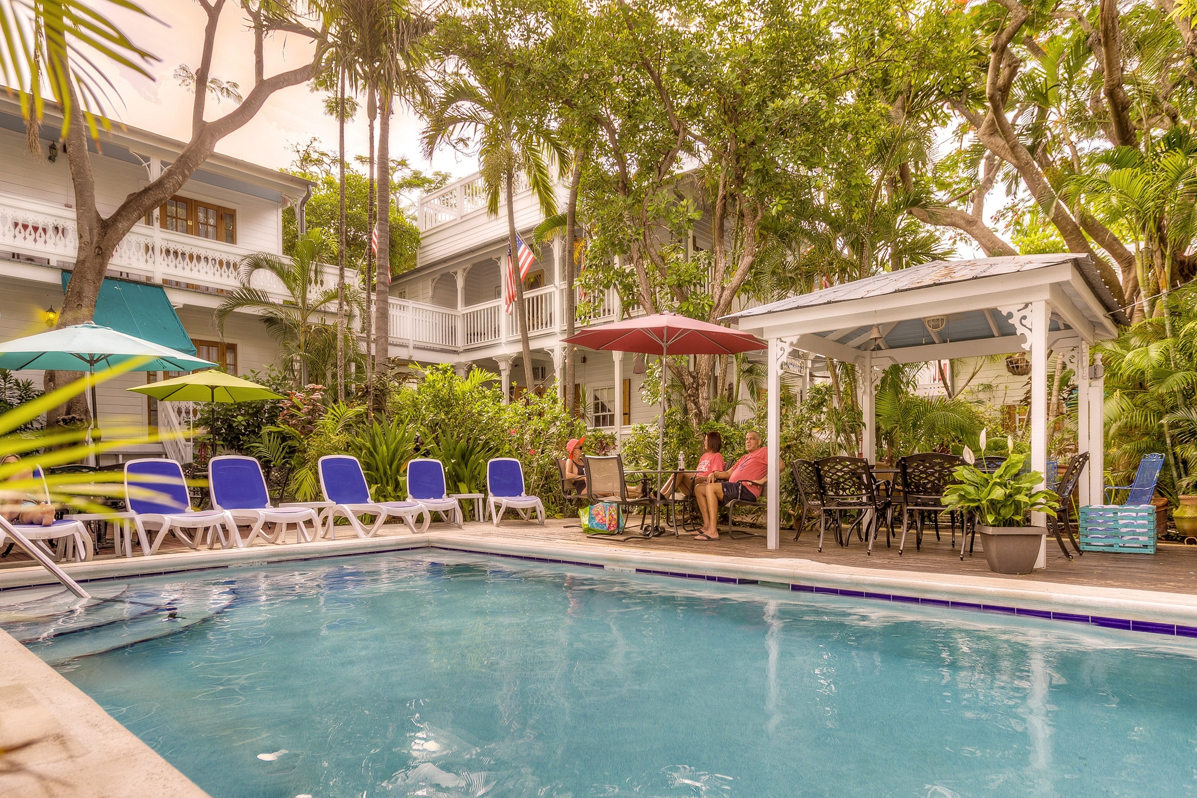 Key West Resort | Bed And Breakfast | Guesthouse | Old Town | Duval St regarding Garden House Hotel Key West