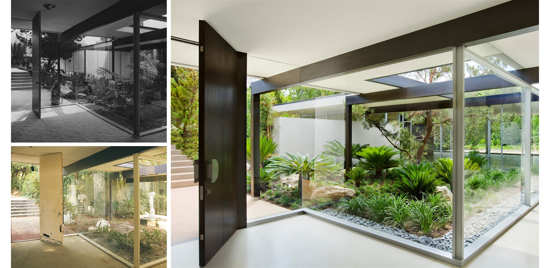 Kronish House | 2016 Asla Professional Awards for House Design With Central Garden