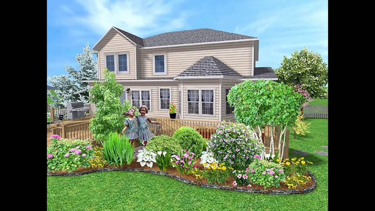 Landscaping Design Landscaping Design Software Free - Youtube within House Garden Design Software Free