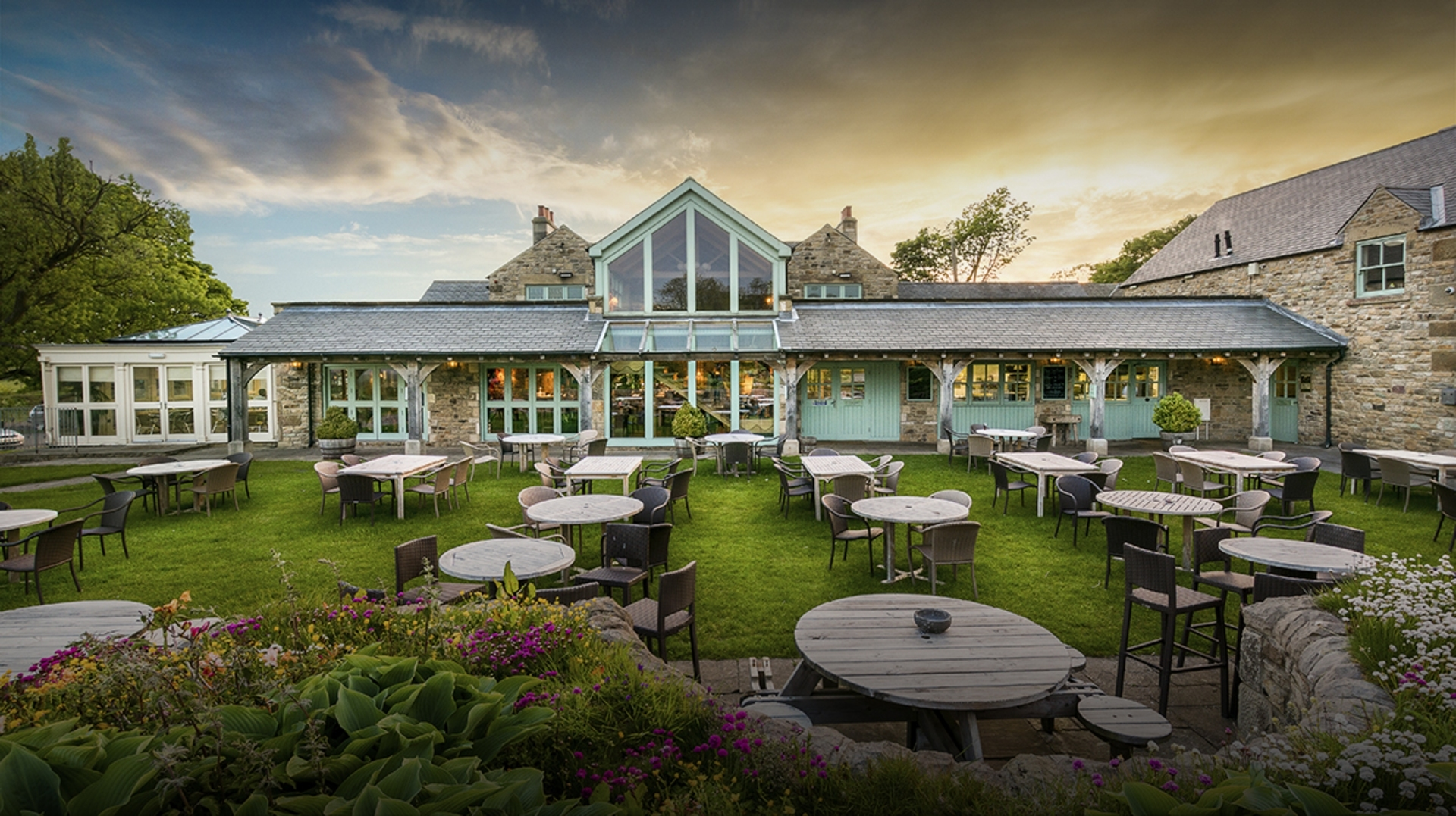 Luxury Boutique Hotel & Restaurant Near To Beamish Museum In County intended for Garden House Durham Sunday Lunch Menu