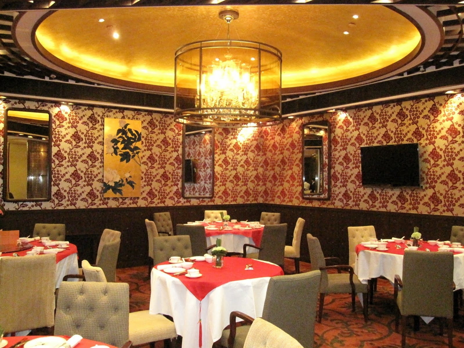 My Favorite Restaurant In Hk: Peking Garden - Alexandra House in Peking Garden Restaurant (Alexandra House) Central Hong Kong