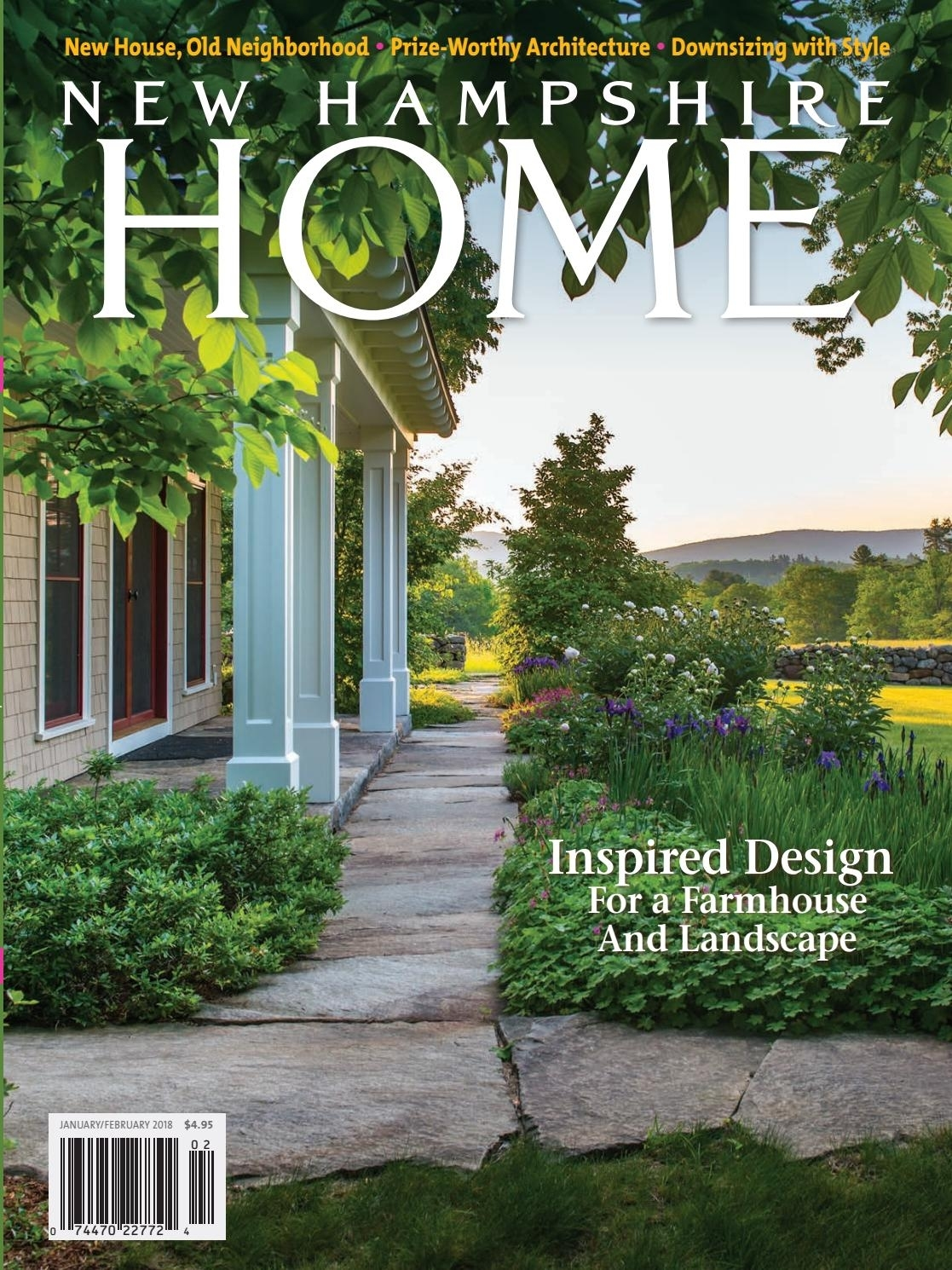 New Hampshire Home January-February 2018 By Mclean Communications regarding Sophie Strafford Garden House School