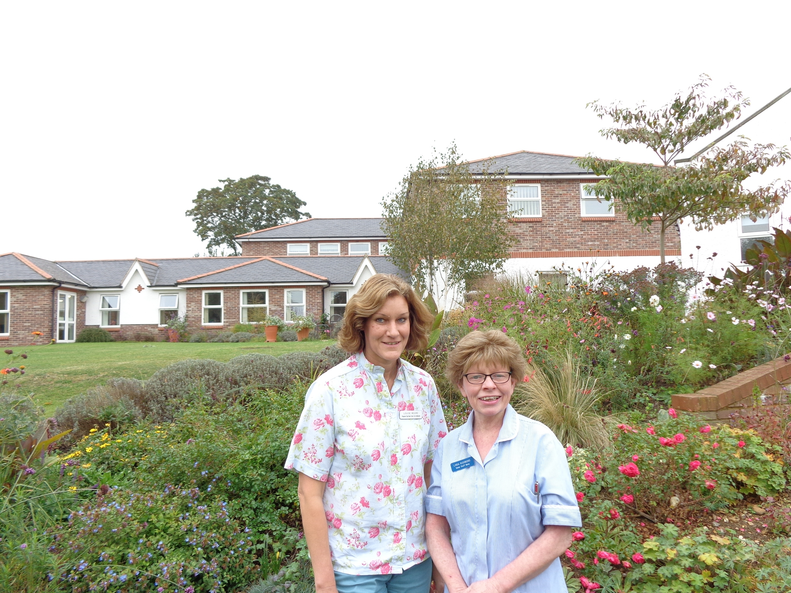 North Hertfordshire College within Garden House Hospice At Home