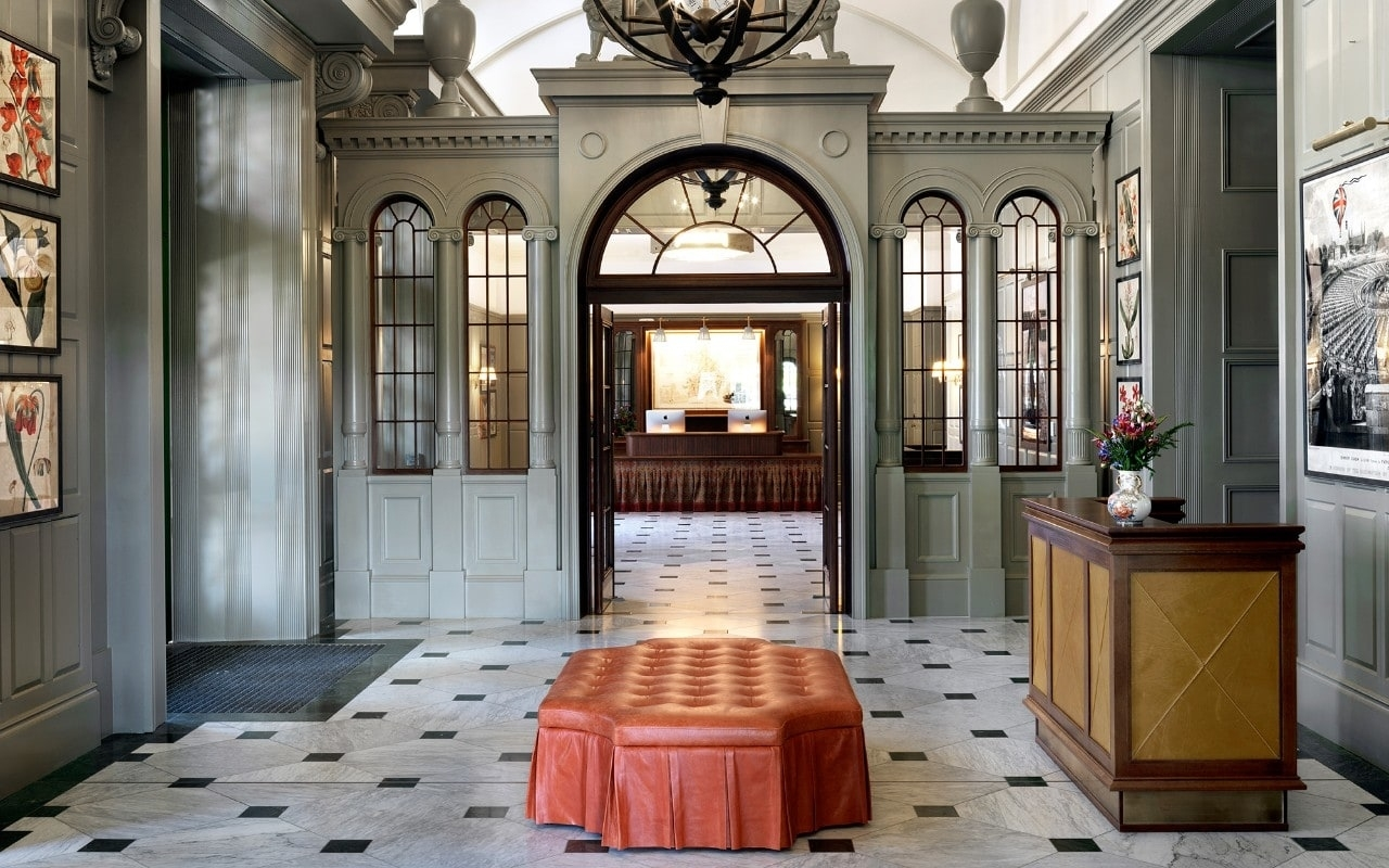 Old-School Class And Hot Pants Hip – The Stylish Rebirth Of The throughout Garden House Hotel Restaurant Cambridge